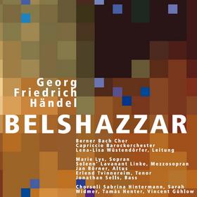 Bild: Georg Friedrich Händel: Belshazzar