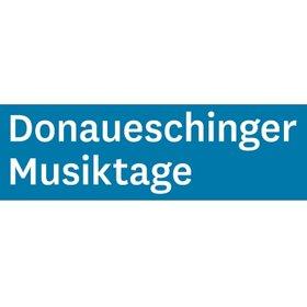Image: Donaueschinger Musiktage