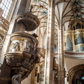 Bild Veranstaltung: Konzerte im Freiberger Dom