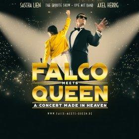 Bild: Falco meets Queen
