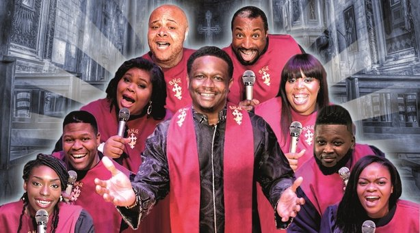 Bild: Rev. Gregory M. Kelly & THE BEST OF HARLEM GOSPEL - LIVE 2018/2019
