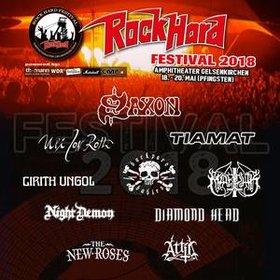 Bild Veranstaltung: Rock Hard Festival 2018