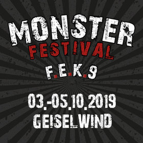 Image: F.E.K. 9 - MonsterFestival