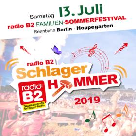Image: radio B2 SchlagerHammer
