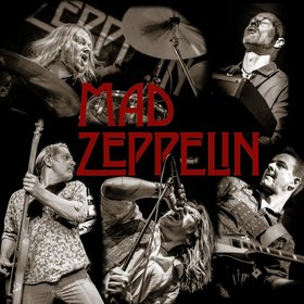 Bild: Mad Zeppelin - A Tribute to Led Zeppelin
