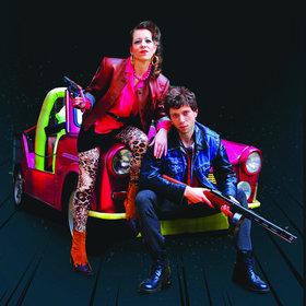 Image: Zwei wie Bonnie und Clyde