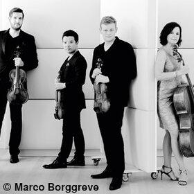 Image Event: Stradivari Quartett
