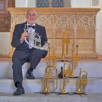 Bild: Im Glanz von Trompete und Orgel mit Claude Rippas