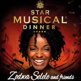 Bild: Star Musical Dinner mit Zodwa Selele