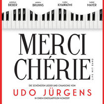 Bild: MERCI CHÉRIE - Die schönsten Lieder und Chansons von Udo Jürgens