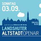Bild Veranstaltung: Landshut Altstadt Open Air 2017