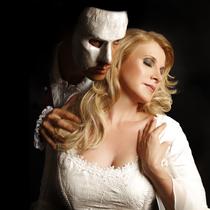 Bild: Phantom der Oper - mit Deborah Sasson
