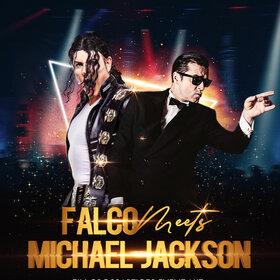 Image Event: Falco meets Michael Jackson