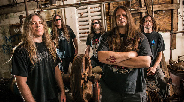 Cannibal Corpse Show - special Guest: The Black Dahlia Murder