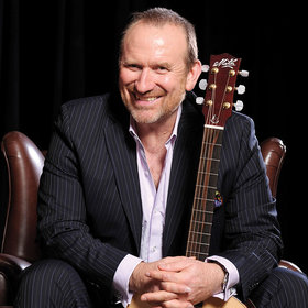 Image: Colin Hay from Men at Work