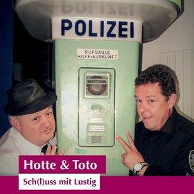 Bild Veranstaltung: HOTTE & TOTO - Die Comedy Show