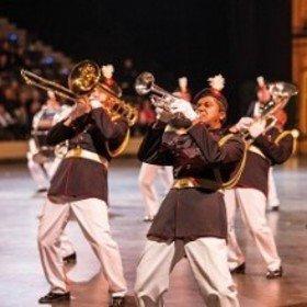 Bild Veranstaltung: Musikparade - Europas größte Tournee der Militär- und Blasmusik