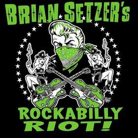 Image: Brian Setzer