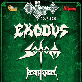 Bild Veranstaltung: MTV´s Headbangers Ball Tour 2018
