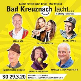 Image Event: Bad Kreuznach lacht - Lachen für einen guten Zweck