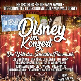 Image: A Tribute to Disney im Konzert