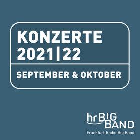 Image: hr-Bigband | Konzerte 2021|22