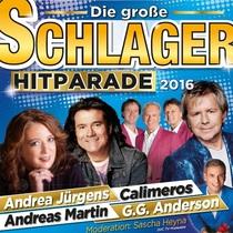 Bild Veranstaltung Die große Schlager Hitparade 2016
