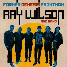 Image Event: Ray Wilson (Ex-Genesis)