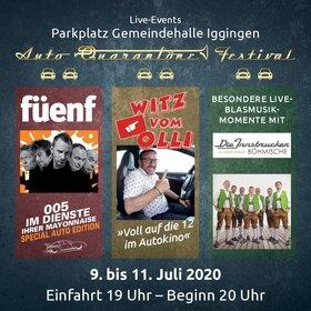 Image Event: Auto Quarantöne Festival