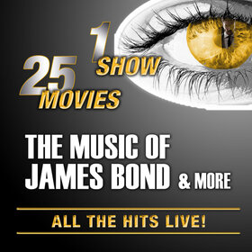 Image: The Music Of James Bond & More