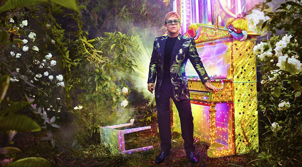 Bild: ELTON JOHN - Farewell Yellow Brick Road
