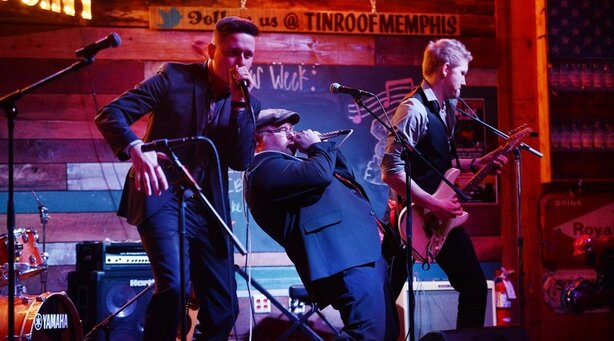 Bild: Chris Kramer & Beatbox ´n´ Blues - LIVE - Blues, Rock & Hip Hop