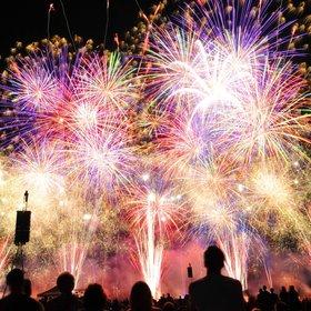 Bild Veranstaltung: Potsdamer Feuerwerkersinfonie