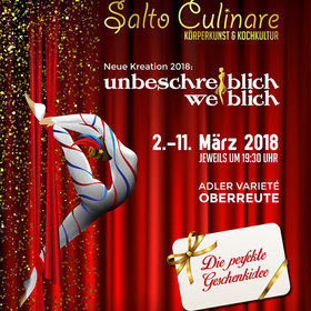 Bild Veranstaltung: Elmar Kretz´ Salto Culinare 2018