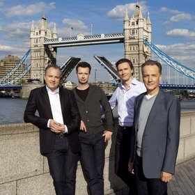 Image: The London Quartet