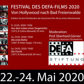 Image Event: Festival des DEFA-Films