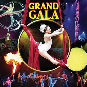 """Bild Veranstaltung: Grand Gala """"Festival der Akrobaten"""""""