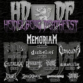 Image Event: Heidelberg Deathfest
