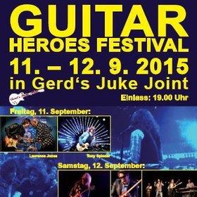 Bild: Guitar Heroes Festival im Gerds Juke Joint