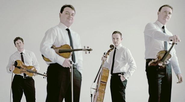 Bild: Saitenspiel: Jerusalem Quartet - Haydn, Schulhoff & Beethoven