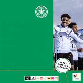 Image Event: U19-Nationalmannschaft