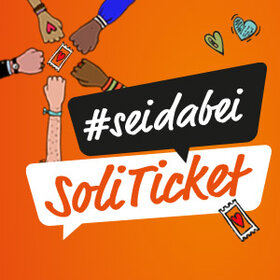 Image: #seidabei - Solidaritätstickets