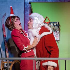 Image Event: Weihnachten auf dem Balkon