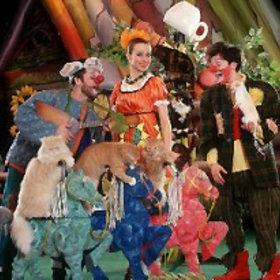 Image: Moskauer Katzentheater Kuklachev - Cats-Show