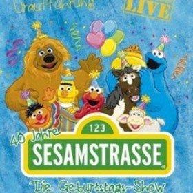 Image: Sesamstraße - Die Geburtstagsshow