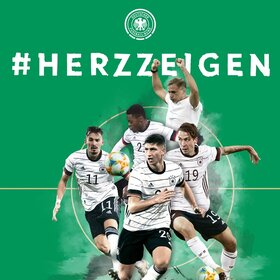 Image Event: DFB U 21-Nationalmannschaft