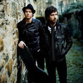 Image: Martin and James