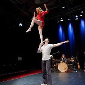 Bild Veranstaltung: hyrrä - Cirque niveau