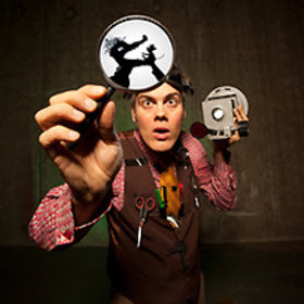 Image: Mr. Bunk - Shadow Puppet Comedy