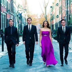 Image Event: Dover Quartet